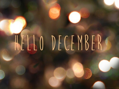 december, winter, and hello image