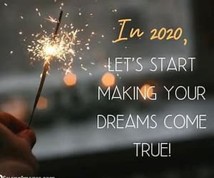 2020, new years, and article image
