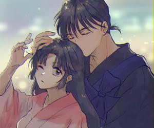 anime, anime girl, and inuyasha image