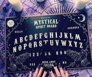 magic, witch, and ouija image