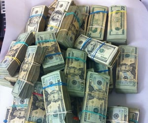 bands, money, and rich image