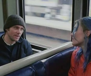 eternal sunshine of the spotless mind, jim carrey, and movie image