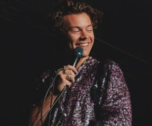 Harry Styles and tour image