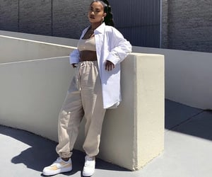 fashion, ootd, and mode image