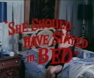 vintage, red, and bed image
