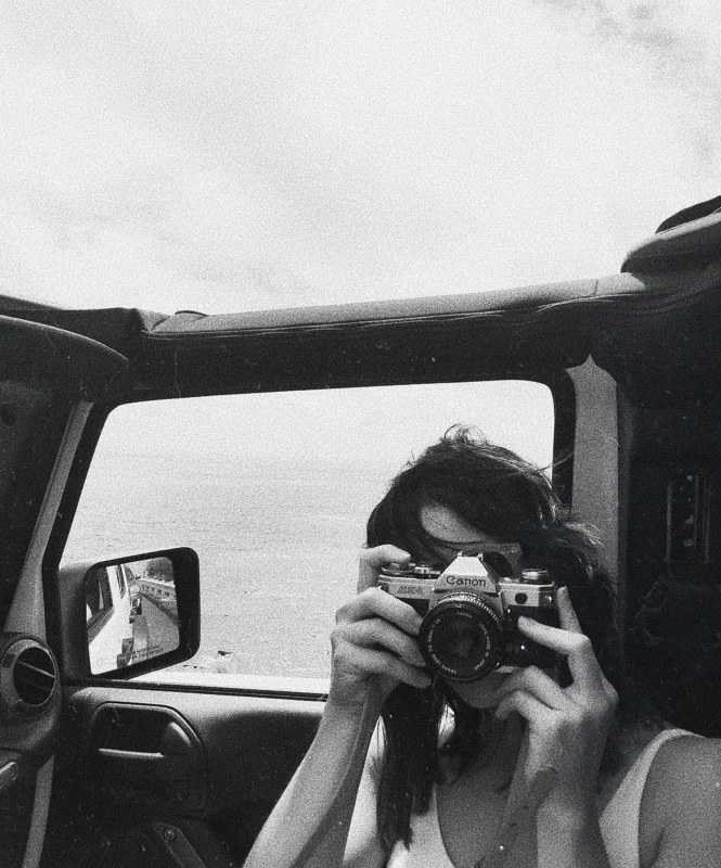 black and white, fashion, and roadtrip image