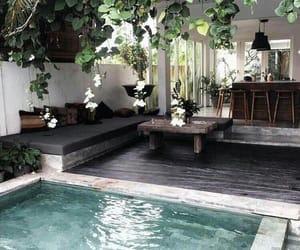 pool, home, and design image