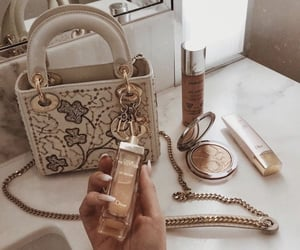 bag, beauty, and makeup image