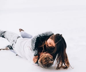 couple couples, love kiss kisses hug hugs, and romance romances image