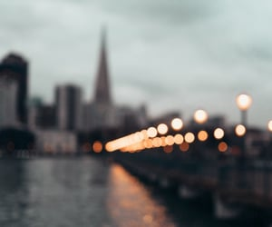 light, photography, and city image