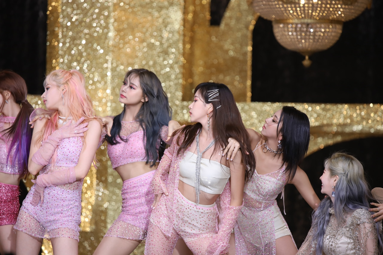 article, girl band, and girl group image