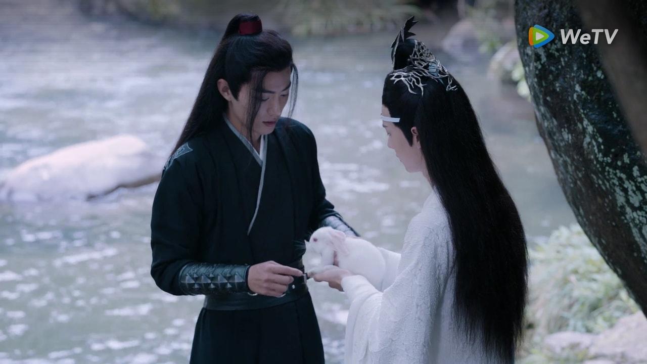 the untamed, 王一博, and lan wangji image