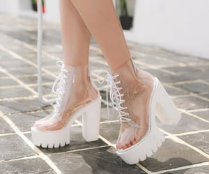 shoes and transparent image