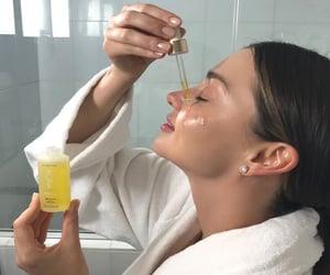 bath, facial, and oil image