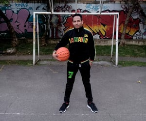 basket, sport, and black image