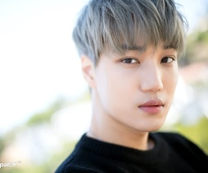 exo, kpop, and kai image