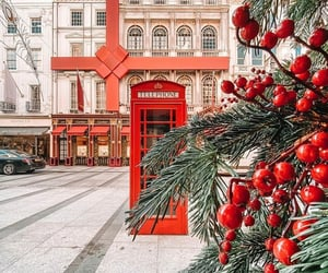 cartier, christmas, and london image
