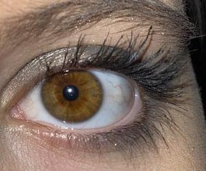 aesthetic, eyelash, and eyelashes image