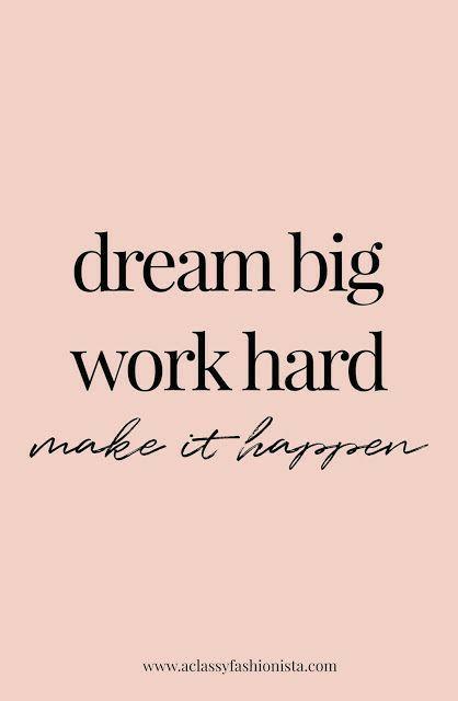 2020, dreams, and make it happen image
