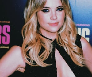 hair style, style, and ashley benson image
