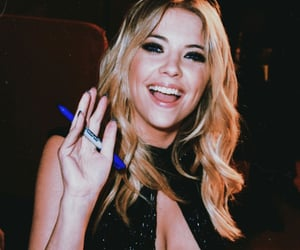 ashley benson, smile, and spring breakers image