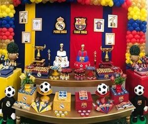 Barca, real madrid, and birthday image
