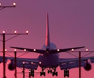 wallpaper, airplane, and cute image
