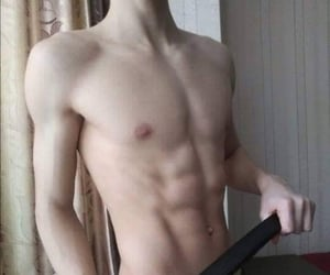 abs, daddy, and nsfw image