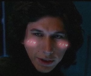 aesthetic, icon, and kylo ren image
