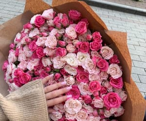 flowers, rose, and fashion image