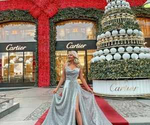 beautiful, christmas, and cartier image