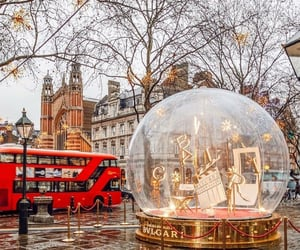 beautiful, uk, and christmas image