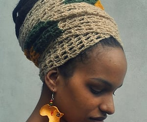 africa, dreadlocks, and black women image