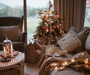 christmas, home, and Christmas time image
