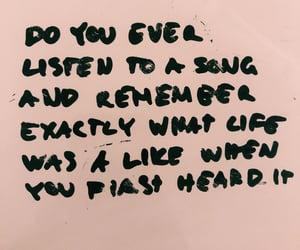 emotional, feelings, and music image