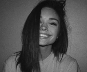 black and white, happy, and sid image