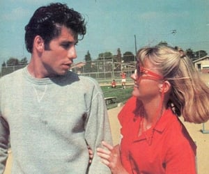 grease and vintage image