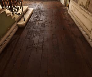 dirt, old, and floor image