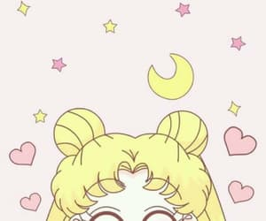 sailor moon, pink, and anime image
