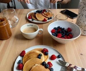 aesthetics, boyfriend, and breakfast image