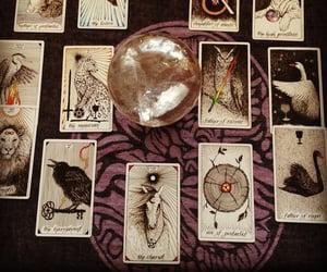 magic, disney, and tarot image
