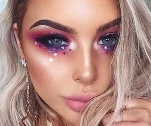 aesthetic, luxury, and fashion style makeup image