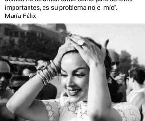 frases, maria felix, and frases en español image