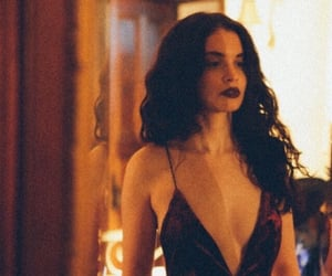 sabrina claudio and dress image