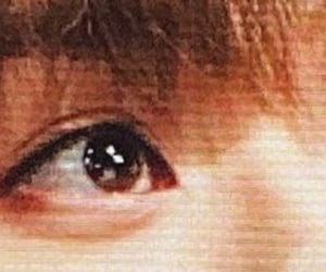 details, eyes, and kpop image