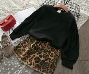 baby clothes, baby skirt, and baby skirt legging image