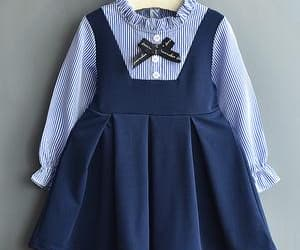baby clothes, fashon, and baby skirt image