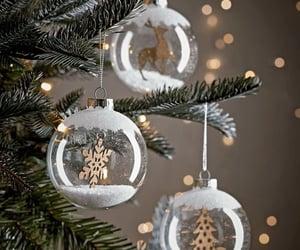 christmas, christmas tree, and decorations image
