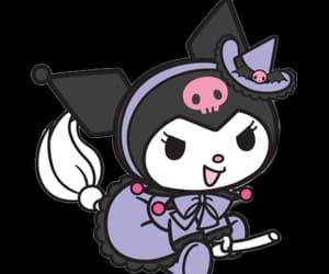 sanrio and kuromi image