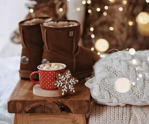 christmas and sweater image